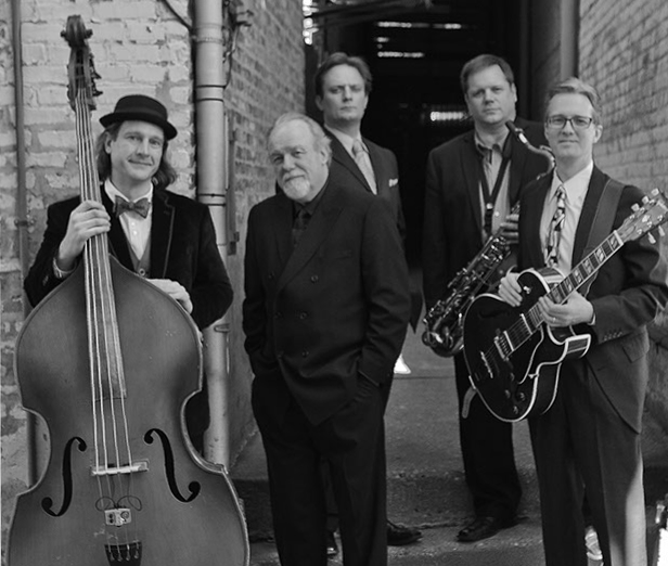 Nite Hawks – Jazz, Swing, Jump & Blues – Performing Live October 31