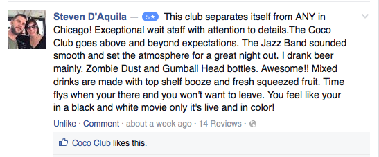 5-Star Review: This club separates itself from ANY in Chicago!